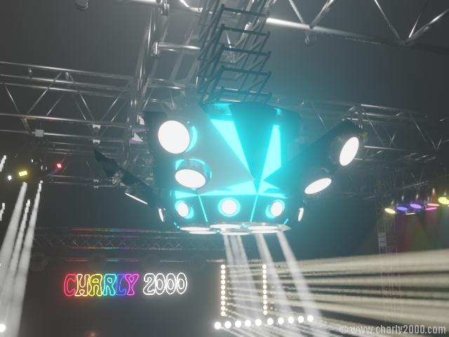 3D-Disco Rebuilding Project